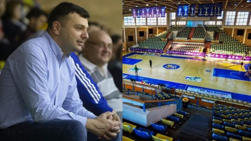 """Sala Sporturilor """"Victoria"""" poate fi realibilitată din banii CNI, dar cine face documentația? Bîlcea: """"Variantele sunt două, MTS-ul sau Primăria Arad"""""""
