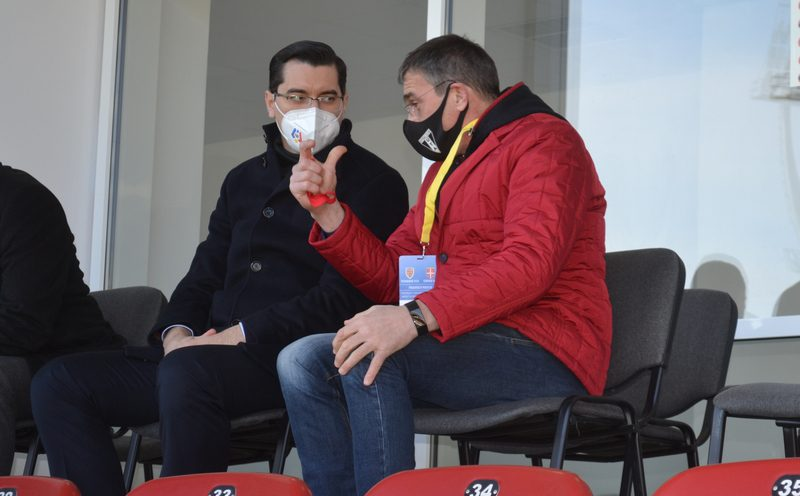 """Burleanu, cu ochii pe tinerii UTA-ei: """"Îi așteptăm pe Isac, Rusu sau Miculescu să facă pasul la naționala de tineret a României, echipele nou promovate arată foarte bine!"""""""