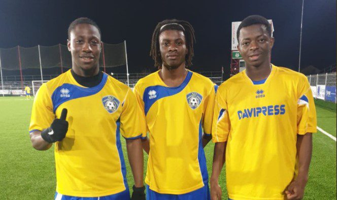 """Idrisse, Smith și Diarrassouba sunt pariurile lui Patrice Feussi pentru fotbalul arădean: """"Să ajungem cu Pecica la baraj, să progresăm și să ne facem mândre familiile!"""""""