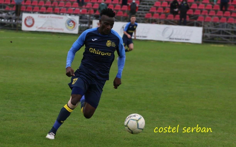 Ugandezul Kayondo a decis ultima repetiție … Crișul – Ghiroda 0-1