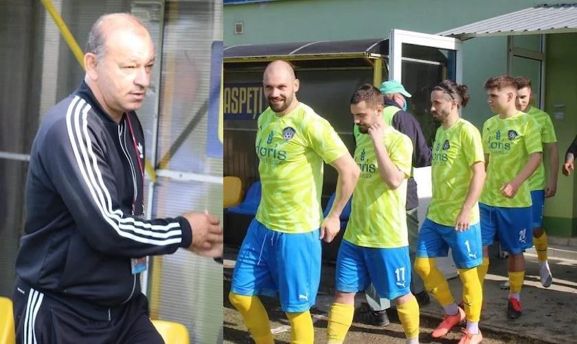 """Pecica s-a despărțit de nu mai puțin de 11 fotbaliști, nici situația antrenorului Stupar nu e clară: """"Urmează să am o întâlnire cu conducerea clubului"""""""