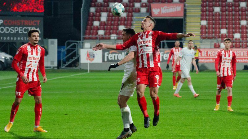 Liga I, etapa a 26-a: Craiova o ține pe Botoșani în bătaia puștii, UTA riscă să cadă pe locul 9
