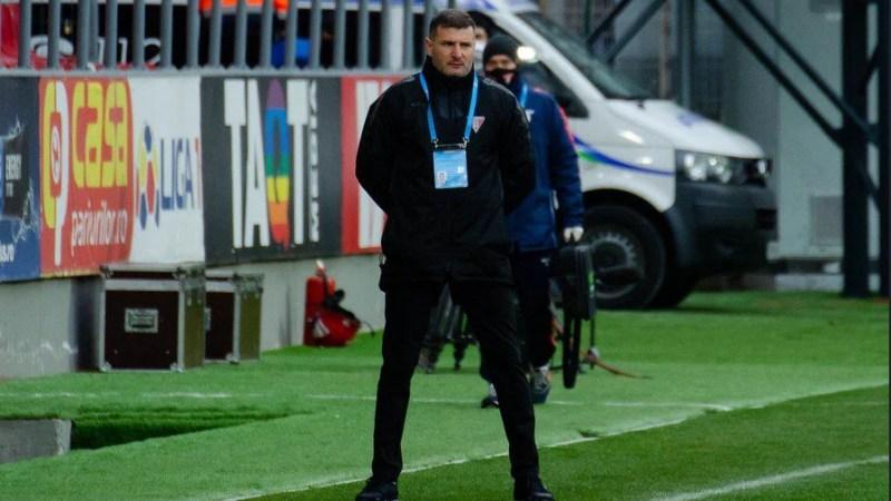 """Balint, șanse mari să continue cu UTA în Liga I: """"Se știe ce înseamnă clubul acesta pentru mine și e normal să pun preț și pe continuitate"""""""