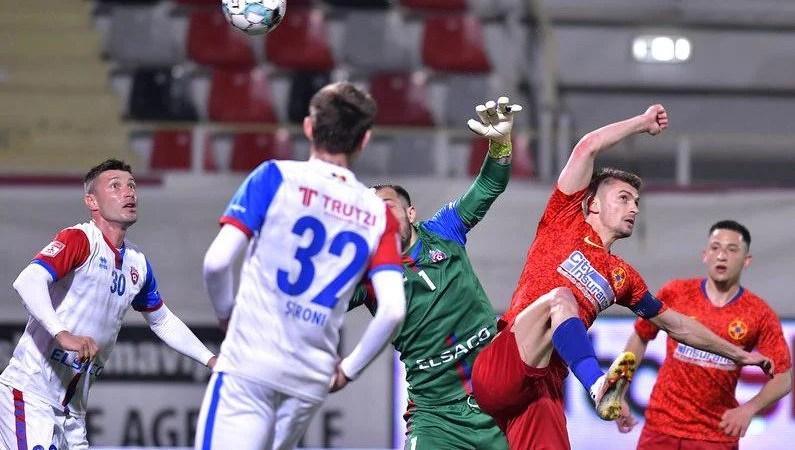 Liga I: UTA termină pe locul 8 prima etapă din play-out, CFR și FCSB continuă duelul la vârf!