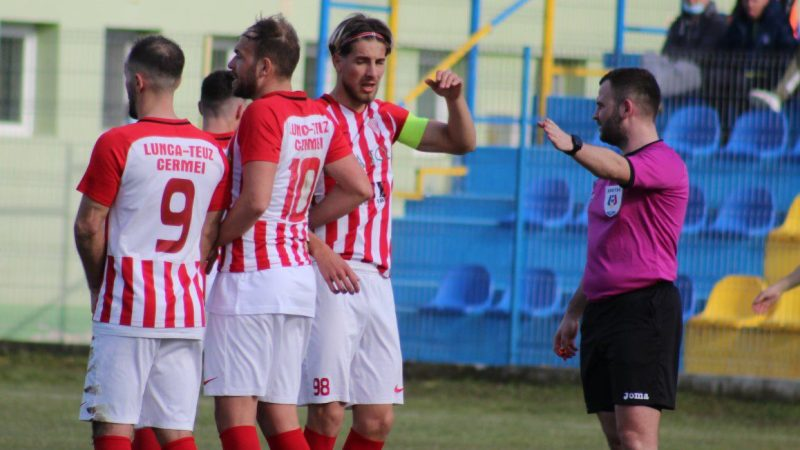 Liga a IV-a Arad, etapa a 3-a: Nicoraș fluieră al doilea derby județean stagional!