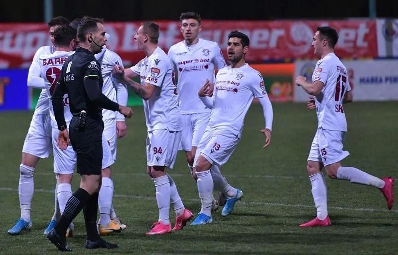 Liga a II-a: Cu Hlistei și Ursu printre marcatori, Rapidul o bate rău pe Călărași și conduce din nou play-offful!