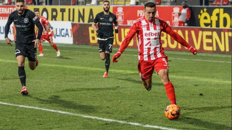 UTA – Viitorul, primul meci al fazelor play-off / play-out în Liga 1!