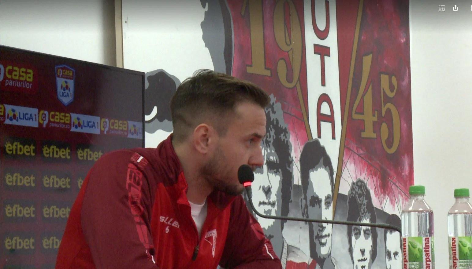 """Tomozei nu se mulțumește cu un punct cu Astra și are preferințe pentru adversarii de acasă, în play-out: """"Să jucăm cu Iași și Viitorul pentru a evita deplasările lungi"""""""