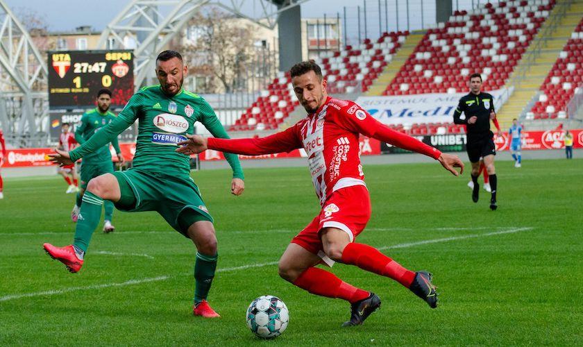 Live-text Liga I, ora 17,30: UTA – Sepsi Sfântu Gheorghe 2 – 0, final!