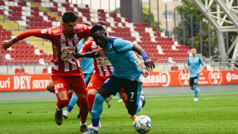 Live-text Liga I (play-out), ora 15: UTA – Chindia Târgoviște 0-1, final
