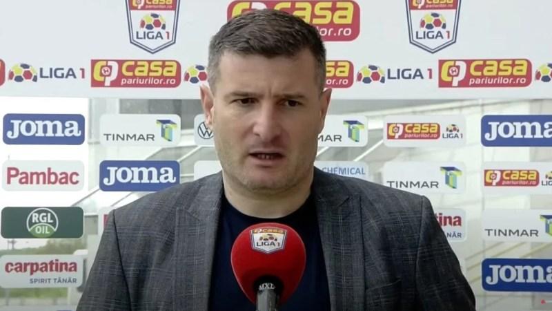"""Balint și-a regăsit echipa la Giurgiu: """"Victoria grupului și a spiritului, sunt mândru de jucătorii mei. Deja mă gândesc cum să câștigăm și cu Iașiul acasă!"""""""