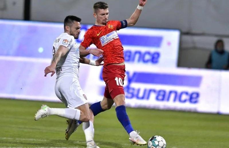 Liga I, etapa a 5-a: Burcă o ține pe CFR Cluj în fotoliul de lider, FCSB nu câștigă de trei meciuri