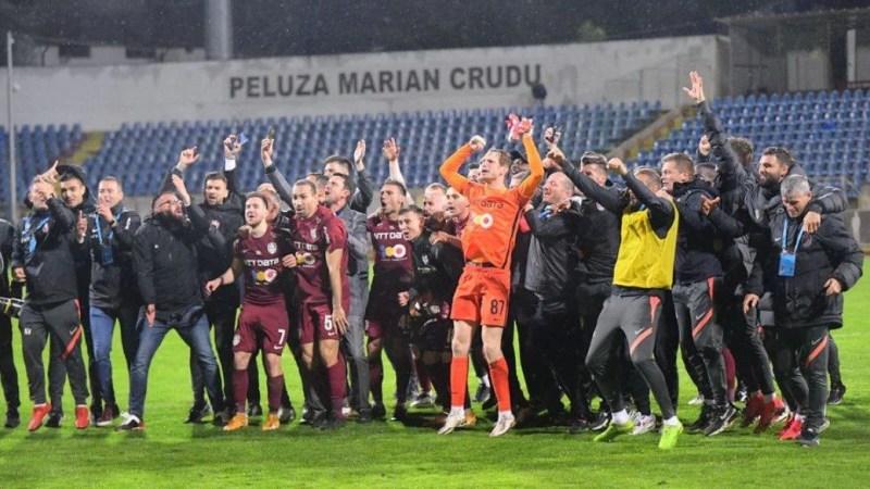 """Liga I: CFR Cluj câștigă al șaptelea titlu din istorie, arădeanul Panin ajunge la 15 trofee în """"alb-vișiniu""""!"""