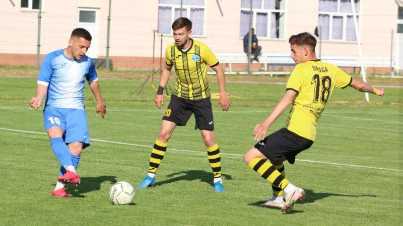 """Lui Ciornei nu-i vină să creadă nici azi cum a fost eliminat de Vădana în Criș – Șelimbăr 0-2: """"Nu am cerut fault și oricum adversarul a recunoscut că m-a atins"""" +FOTO"""