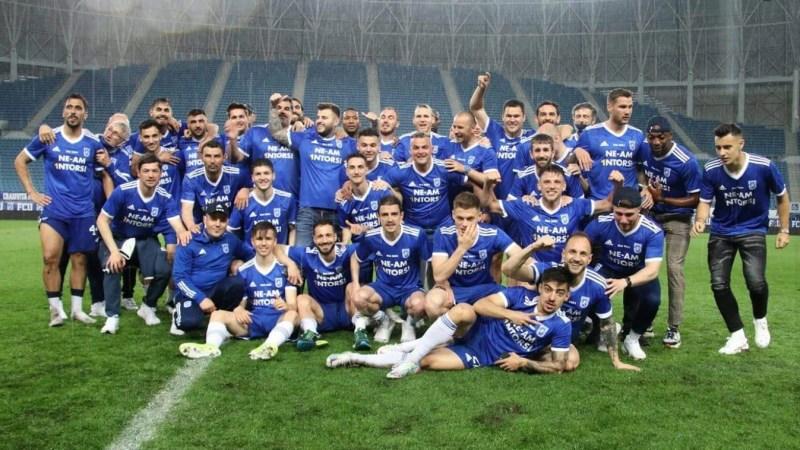 Liga a II-a, etapa a 8-a din play-off: FC U Craiova a promovat matematic în Liga 1, Rapidul mai are doar un pas!