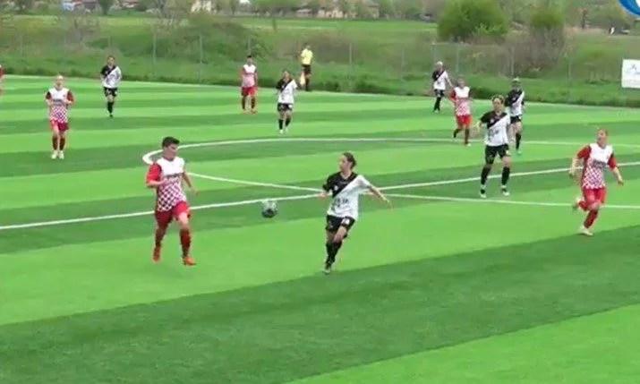 Au rezistat aproape o oră pe terenul campioanei: Olimpia Cluj – AC Piroș Security   3-1