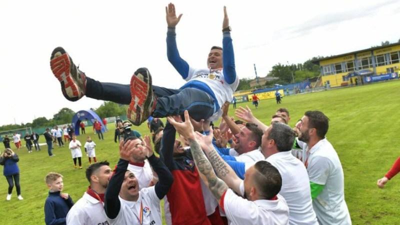 Steaua, în premieră în Liga 2-a după promovarea la barajul cu Afumați! Dacia Unirea Brăila e și ea divizionară secundă