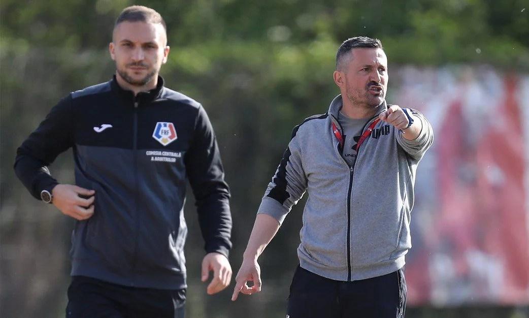 """Crișul îi dă în premieră – în 2021 – două goluri Șelimbărului, dar părăsește cursa promovării în Liga 2-a! Abrudean: """"Gust amar, dar ieșim cu capul sus!"""""""