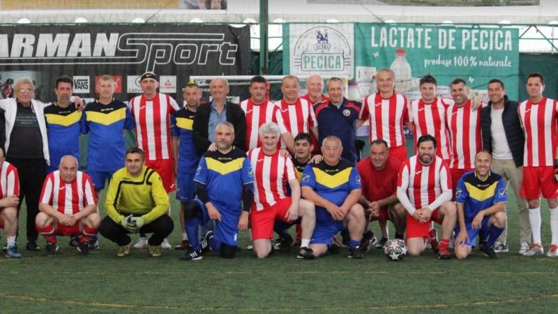 Rivalitatea de altădată adusă în actualitate la Old boys, de UTA și FC Bihor