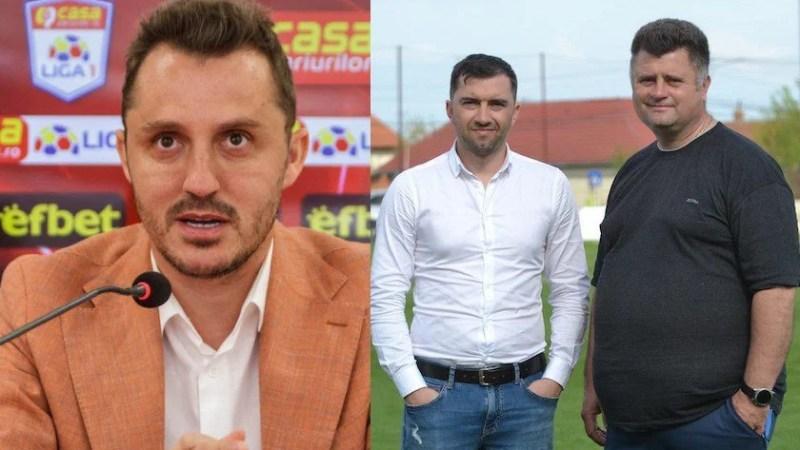 """Apostu le-a declarat război lipovanilor Pop și Sabău după ce Rusu s-a transferat fără știrea sa la CFR Cluj: """"I-am dat în judecată, vor trebui să plătească"""""""