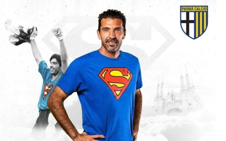 Arădeanul Man va juca alături de o legendă a fotbalului mondial: Buffon s-a întors la Parma după două decenii!