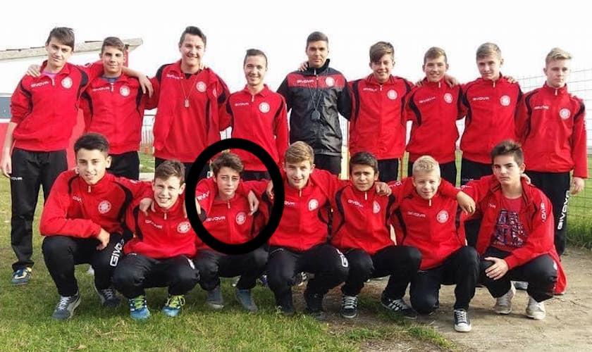 Dănuț Radu, fotbalistul din cale afară de cuminte își va continua cariera în Ceruri