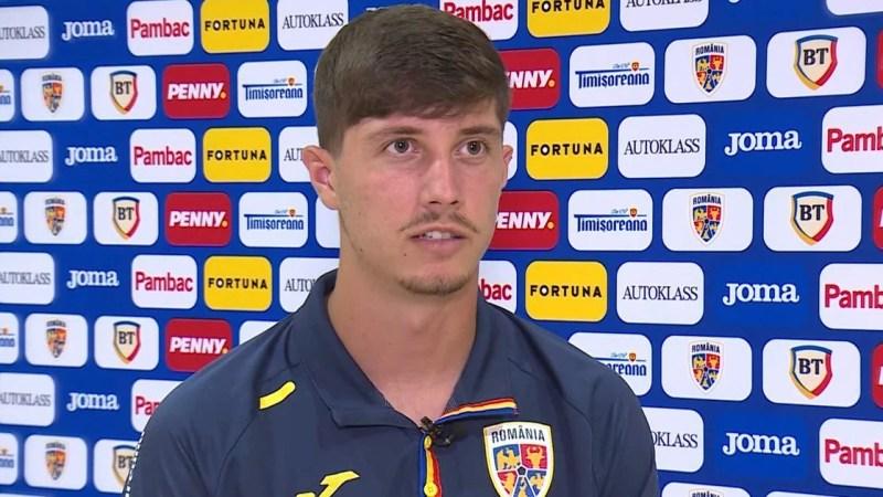 """Miculescu speră să-i calce pe urme lui Man și să nu-l dezamăgească pe Dică: """"Am o motivație în plus!"""""""