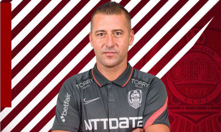 """CFR Cluj îl elogiază pe """"omul trofeu"""" de ziua sa: """"Panin a devenit o legendă vie a clubului nostru prin devotamentul arătat în toți acești ani"""""""