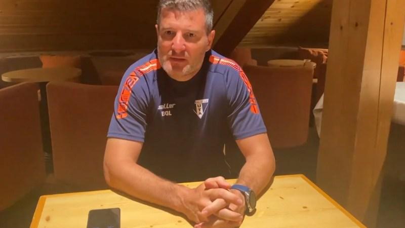 """Balint – între dezamăgiri și satisfacții după eșecul UTA-ei cu Hajduk! """"Obiectivul principal e ca prin joc și rezultate să creăm din nou conexiunea dintre echipă și fani"""""""