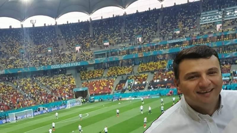 Inspirat de atmosfera de la Franța – Elveția, Bîlcea anticipează un spectacol total și la meciurile UTA-ei! Sfatul deputatului arădean pentru parteneriatul Primărie – cluburi sportive?