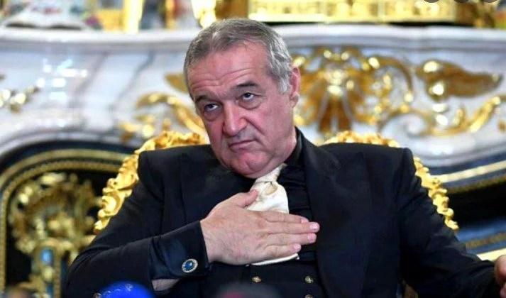 """Becali a făcut show la TV pe tema schimbărilor făcute de FCSB la Arad: """"Așa vreau eu să fac, există vreo lege penală care interzice? Îmi protejez banii!"""""""