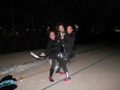 Sandra, Iva, Fatin