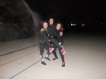 Iva, Fatin, Sandra