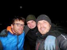Harald, Niklas und ich