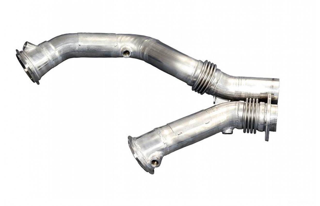 Eisenmann Downpipe Bmw M3 M4 F80 F82 F83 Limousine Coupe