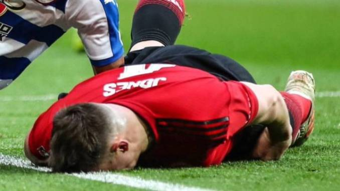 It Might be A New Year But It's The Same Old Phil Jones