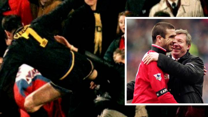 Eric cantona has revealed his only regret about his kung fu kick on a crystal palace. The Way Sir Alex Ferguson Confronted Eric Cantona After Kung Fu Kick Sums Him Up Sportbible