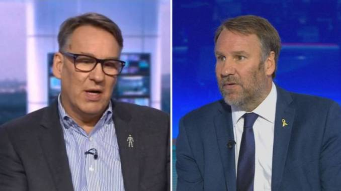 Sky Sports Pundit Paul Merson Explained Threats Nearly Caused Him To Quit Social Media