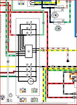 Wiring Schematic Diagram For A 2006 Cbr600rr  Somurich