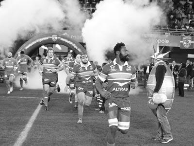 Marque employeur - Montpellier Hérault Rugby