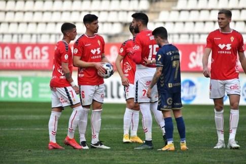 El Real Murcia remonta a un UCAM desconocido (2-1) - Segunda B -  Sportcartagena - Diario deportivo de Cartagena y comarca - FC CARTAGENA