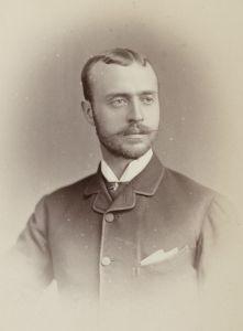 Hugues Krafft par Bourne & Shepherd 1885 (Domaine public, BNF.)