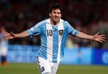 Who are going to participate in the World Cup with Messi?