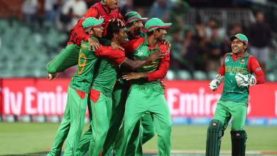 Dramatic Win for Bangladesh against Pakistan