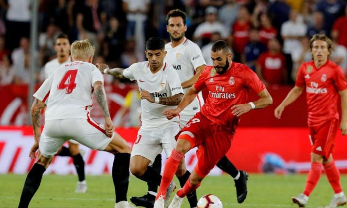 Real Madrid vs Sevilla: live streaming, preview, date, time & watch online