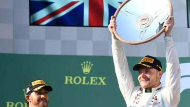 """Bottas returns with strength in """"the best race"""" of his life"""