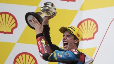 Alex Marquez Wants to Win the Rookie of the Year 2020