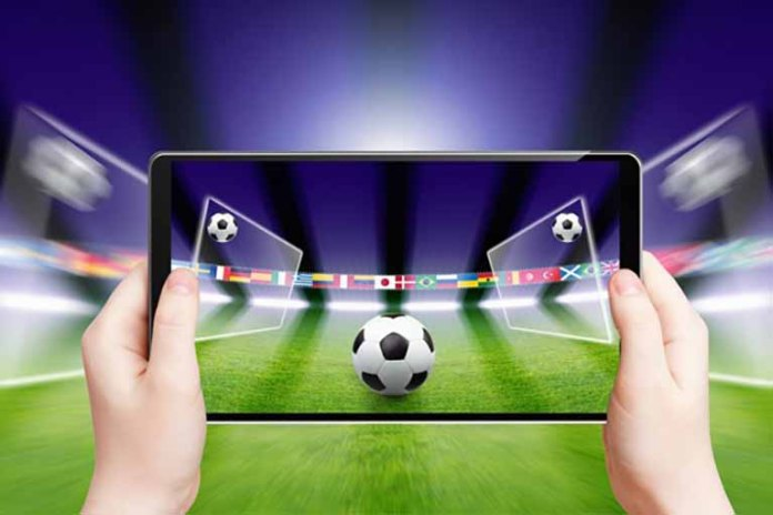 streaming Soccer