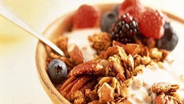colazione, corn-flakes, muesli