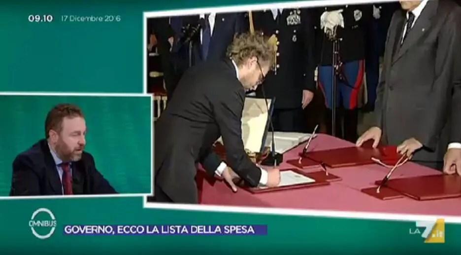 Tiziano Renzi interrogato per quattro ore: